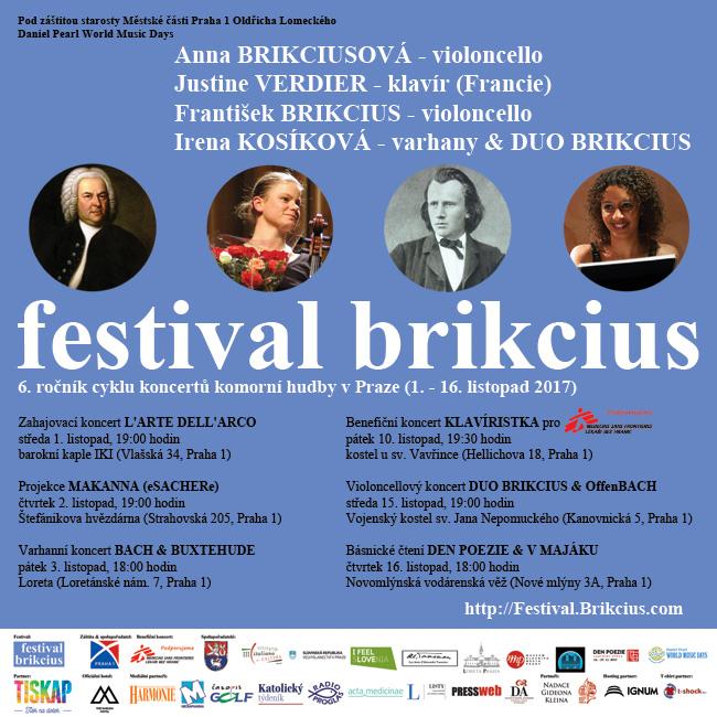 Festival Brikcius 2017 - http://Festival.Brikcius.com