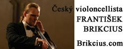 http://www.Brikcius.com - Český violoncellista František Brikcius