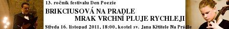 "http://www.Brikcius.com - Anna Brikciusová: Czech Cellist - Project ""Brikciusová Na Prádle"" (Czech Cellist and Poet Anna Brikciusová, Jan Židlický, Czech poet Karel Hynek Mácha)"