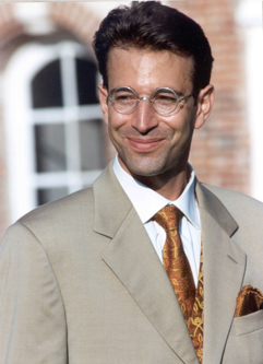 Daniel Pearl (10th October 1963, Princeton, New Jersey - 21st February 2002)