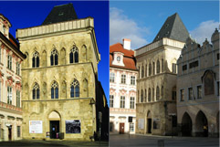 http://www.GHMP.cz - the Gallery of the City of Prague - the Stone Bell House
