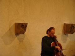 http://www.Brikcius.com - Festival Brikcius - cyklus koncertů komorní hudby v Domě U Kamenného zvonu (violoncellista František Brikcius