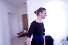 Česká violoncellistka Anna Brikciusová; koncert ITALSKÉ HUDEBNÍ BAROKO; Festival Brikcius - 4. ročník cyklu koncertů komorní hudby v Domě U Kamenného zvonu #Bach330. Foto: Alina Bogdana Mihai. http://Festival.Brikcius.com