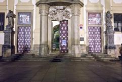 Varhanice a skladatelka Irena Kosíková; varhanní koncert GOLDBERGOVSKÉ VARIACE 1741; Festival Brikcius - 5. ročník cyklu koncertů komorní hudby v Praze. Foto: Alina Bogdana Mihai, http://Festival.Brikcius.com