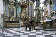Český violoncellista František Brikcius; violoncellový koncert LORETA; Festival Brikcius - 6. ročník cyklu koncertů komorní hudby v Praze 2017. Foto: Alina Bogdana Mihai, http://Festival.Brikcius.com